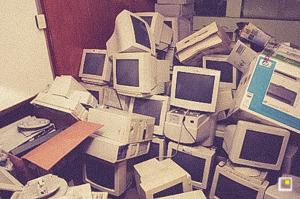 Almacenes para archivos informáticos